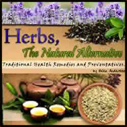 Herbs The Natural Alternative width=
